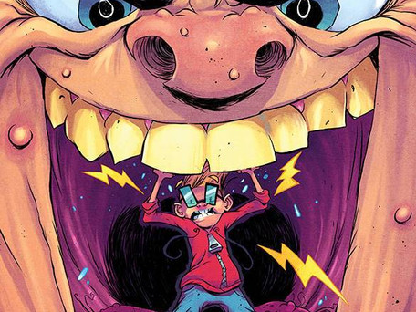 Bully Wars #1 Review - When Bullies compete, nerds lose...