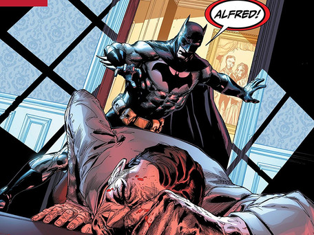 Detective Comics #995 Review - Beast Mode