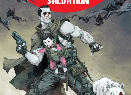 Bloodshot Salvation #8 Review