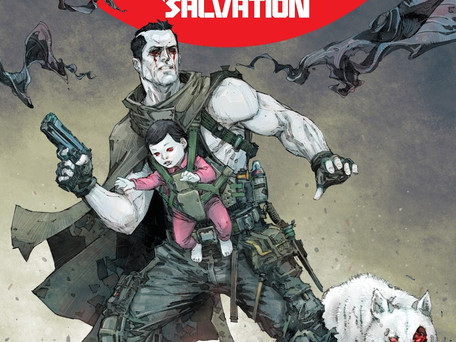 Bloodshot Salvation #8 Review