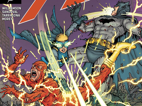 The Flash #65 Review - The Price of Loyalty? Loving DC comics when they don't love themselves.