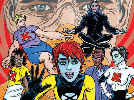 Giant-Sized X-Statix #1Review - Giant-Sized X-Statix #1 is Fan Service Done Right