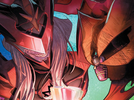 Mighty Morphin Power Rangers #38 Review - Wake Me Up Before you Go-Go