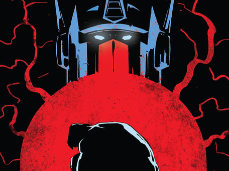 Transformers Versus The Terminator #2 Review - How does a T-800 beat a Decepticon?