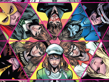 "House of X #2 Review ""Best Single Issue of 2019 Contender"""