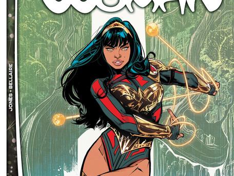 Future State: Wonder Woman #1 Review - The Brazilian Wonder Woman Kick's Ass
