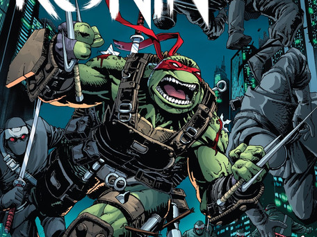 TMNT: The Last Ronin #2 Review - Seeing Red...