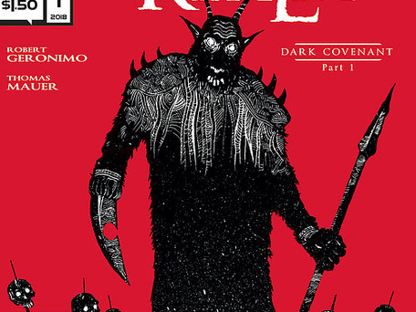 Blood Realm #1 Review