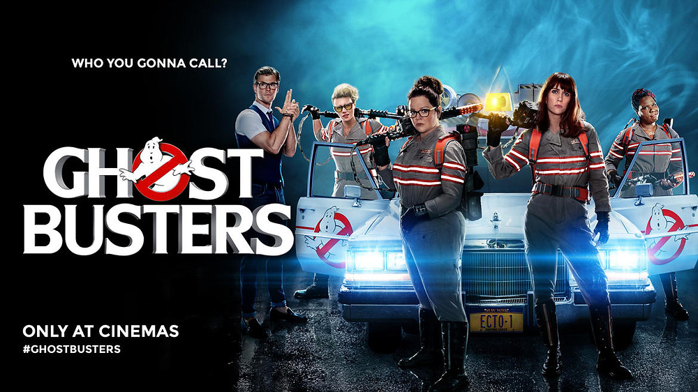Ghostbusters 2016 Promo Image