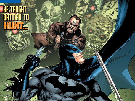 Detective Comics #996 Review - Tomasi Does What King Don't