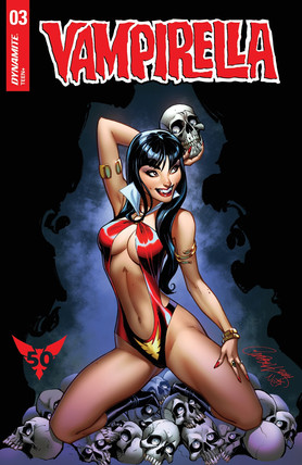 Vampirella #3 (2019)