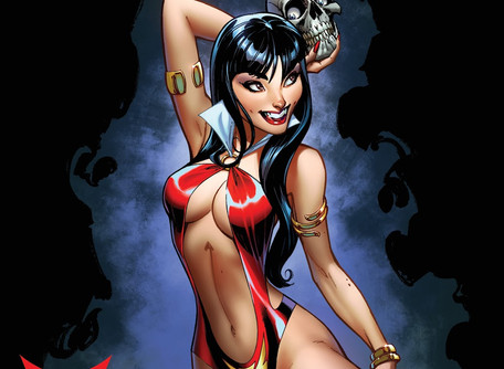 Vampirella #3 Review - Too Much Controversy for a Bland @$$ Series