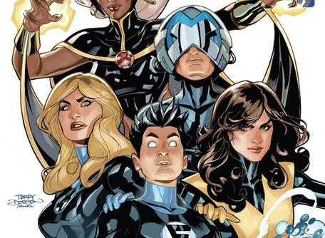 X-Men/Fantastic Four #1 Review - The X-Men? Yeah, F*ck those guys.