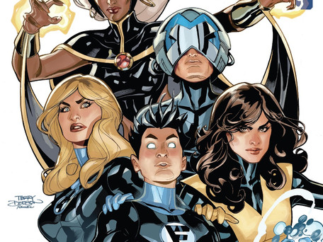 X-Men/Fantastic Four #1 Review - The X-Men? Yeah, Screw Those Guys!