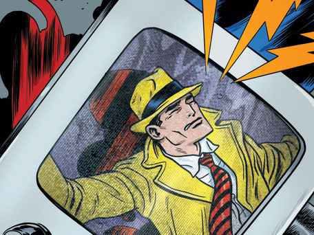 Dick Tracy: Dead or Alive #4 (of 4) Review - Big Boys Back!!!