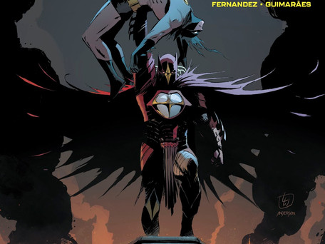 Tales From The Dark Multiverse: Batman Knightfall Review - What if Knightfall never ended?
