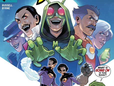 Wonder Twins #2 Review - What does Rehabilitation look like in the DC Universe