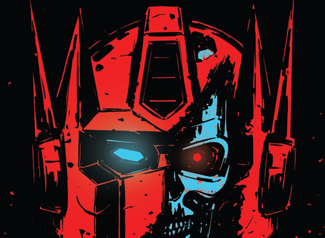 Transformers/ The Terminator #1 Review - Skynet Vs. The Decepticons (Spoilers)