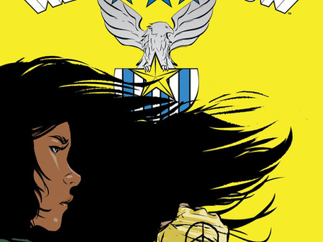 All-America Comix #1 Review - Why is Miss America in an Image Comic?