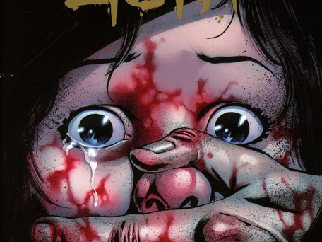 Leave On The Light #1 Review  -  The Return of 80's Slasher
