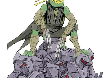 Teenage Mutant Ninja Turtles: Jennika #3 Review - An Aggressively Average Mini-Series