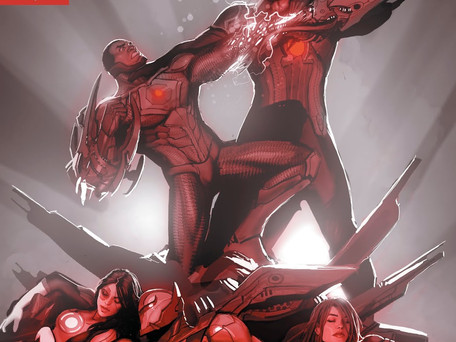 Justice League Odyssey #2 Review