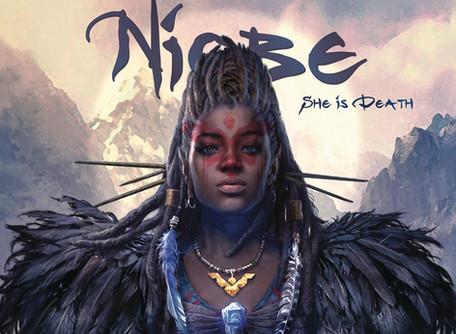 Niobi: She is Death #1 Review - Epic Fantasy Novel Masquerading as a Comic Book