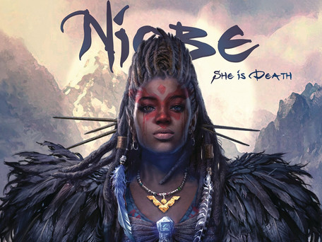 Niobi: She is Death #1 Review - Epic Fantasy Novel Masquerading as a Comic Book