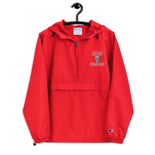 Embroidered DTS Jacket