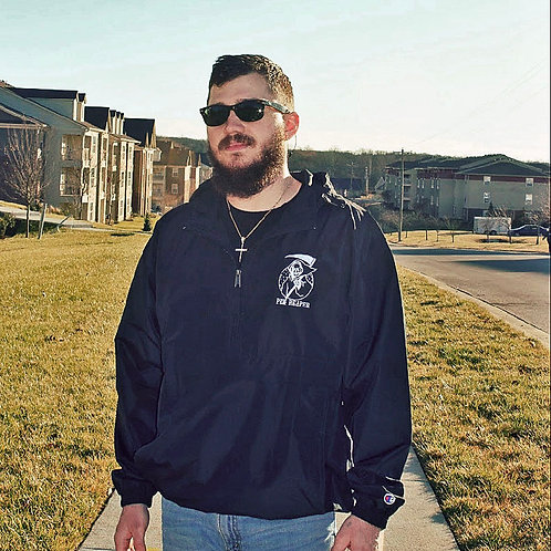 Embroidered Pen Reaper Champion Jacket