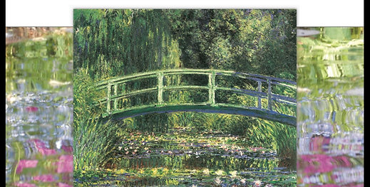 Book: Monet's Song - From Paris to Giverny
