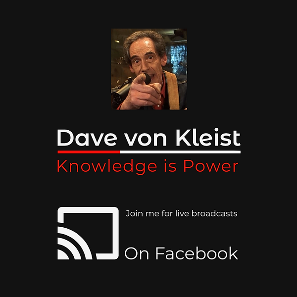 Dave vonKleist Knowledge is Power.png