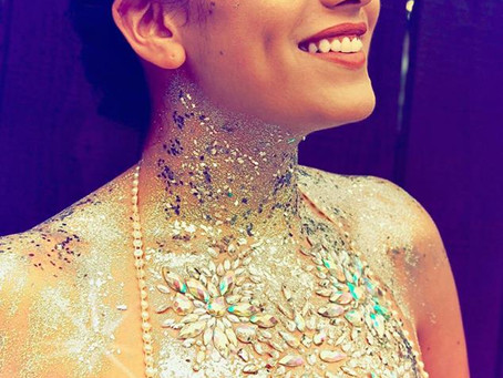 How To Dominate Your Glitter Art Game