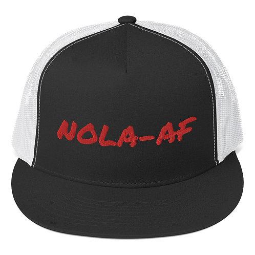 NOLA AF Marker Trucker Cap