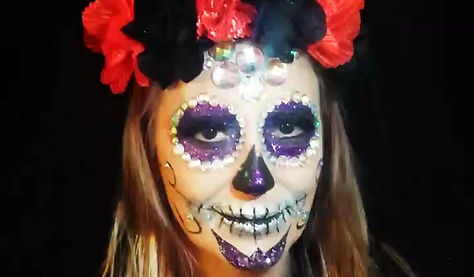 Sugar Skull Day of Dead