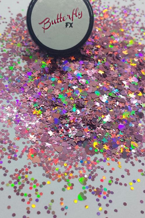 Ibiza Sky Chunky Glitter