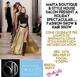 Maiya Boutique Fashion Show