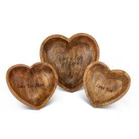 S/3 Love Bowls