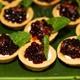 Caviar da Roça - Coquetel