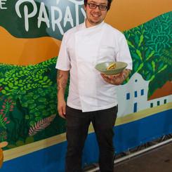 Chef Pedro Marques