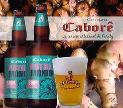 Cervejaria Caborê A patrimônio Sou e uma