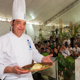 Chef Alain Uzain