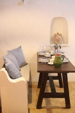 Cozinha - Casa da Horta