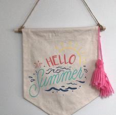 DIY Canvas Banner Kit