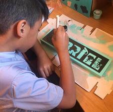 DIY Wood Sign Kit