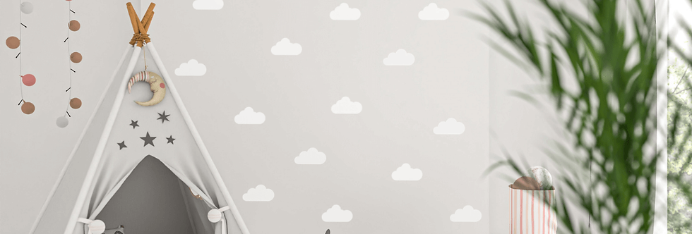 Cloud Nine Wall Decals