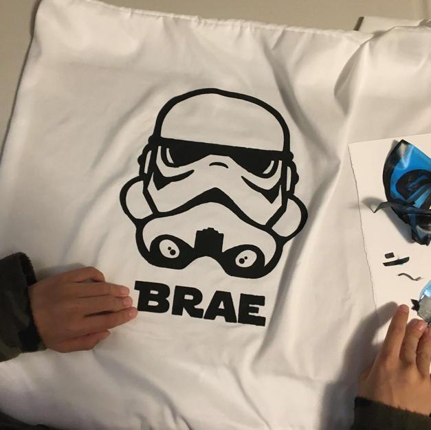 Custom DIY Pillowcase