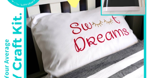 DIY Pillowcase Kit