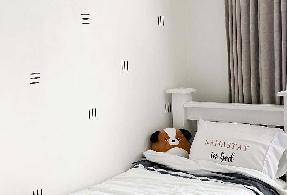 Three Lines Wall Decals