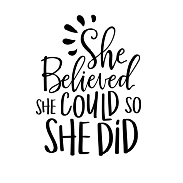 She believed she could.png